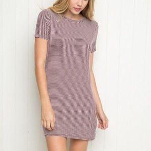 Brandy Melville oversized Tshirt dress